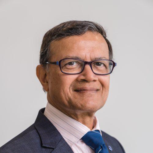 Dr Bharat Shah CBE